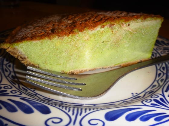 Avocado pie piece 1-Cozumel
