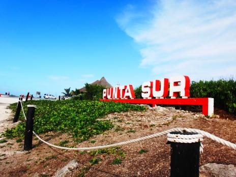 Punta Sur Sign-Cozumel-Day 3