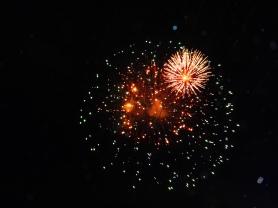 Fireworks!- September 15 2014 - mexico