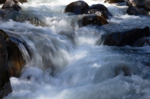 Water and rocks 2