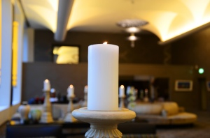 candle hotel lobby Melbourne
